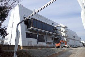 浄化センター建物解体工事